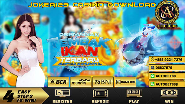 joker123 casino download